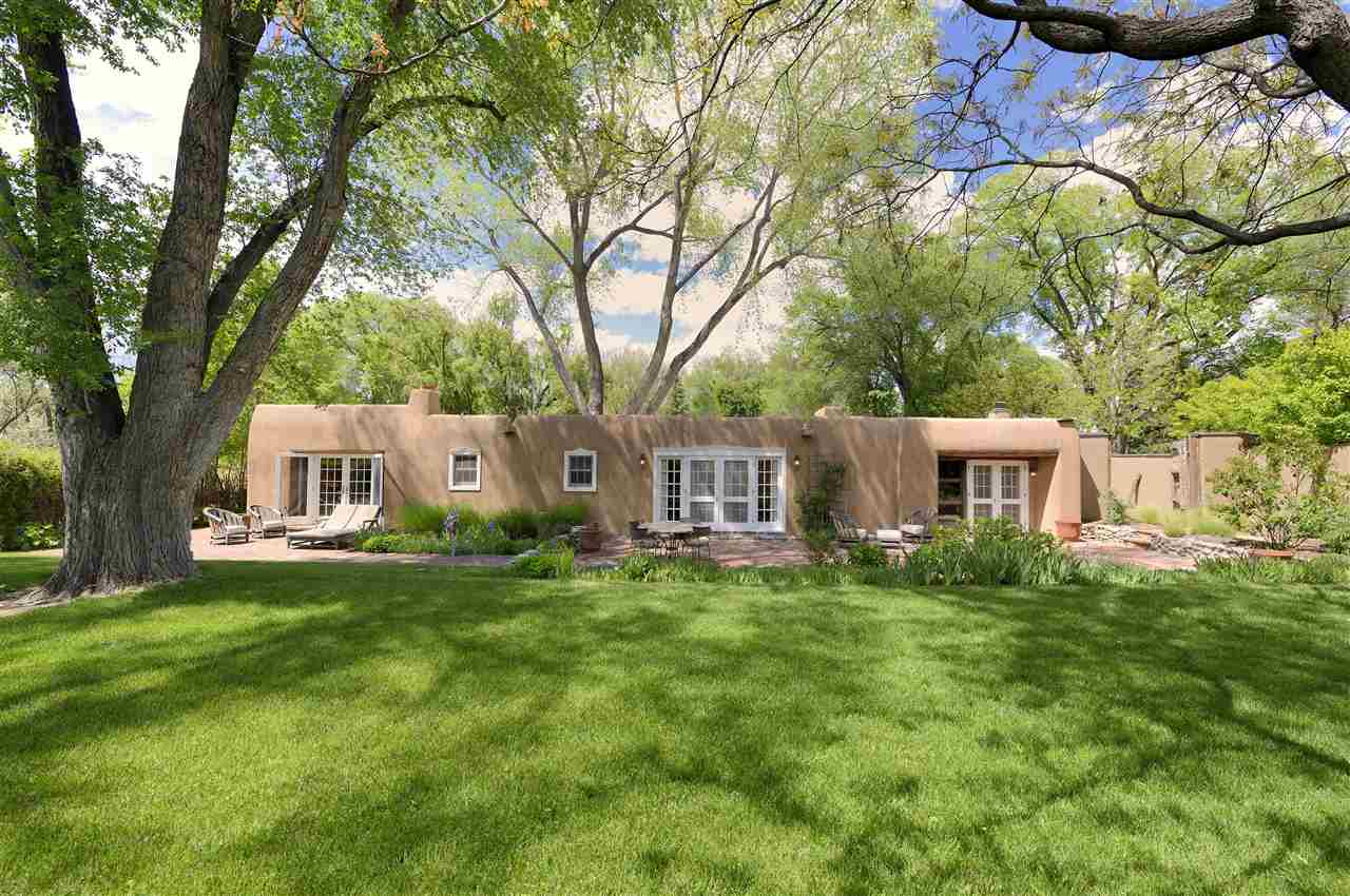 New Mexico Homes For Sale With Land